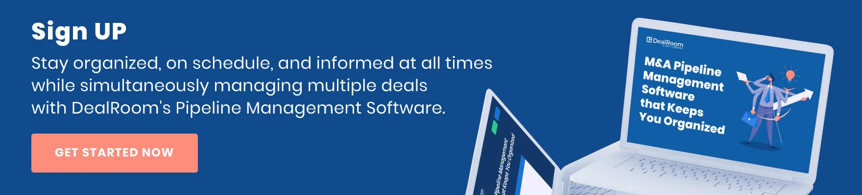 Manage multiple deals t a time
