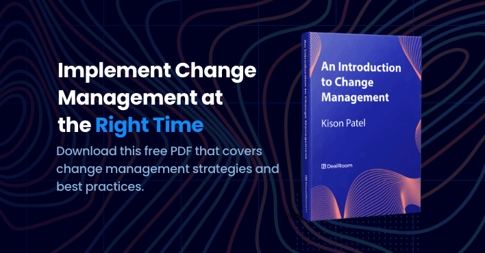 change management ebook