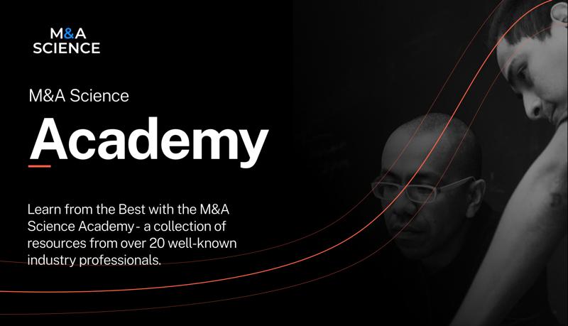 M&A academy