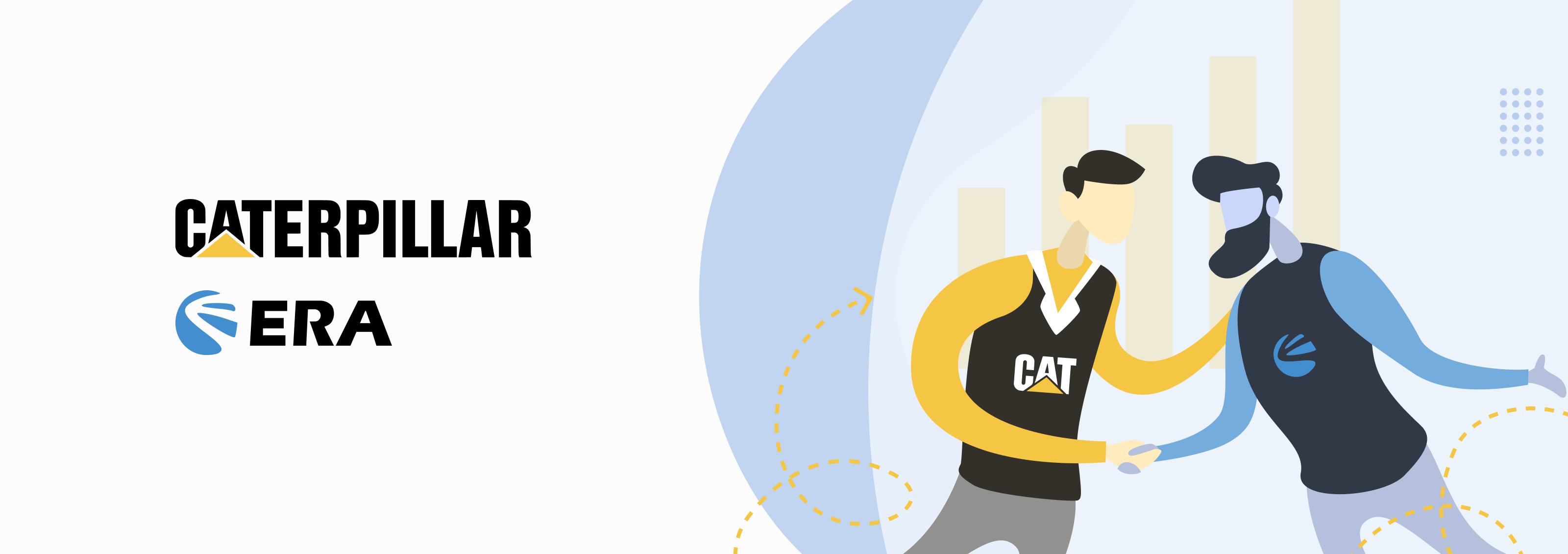 caterpillar & era acquisition