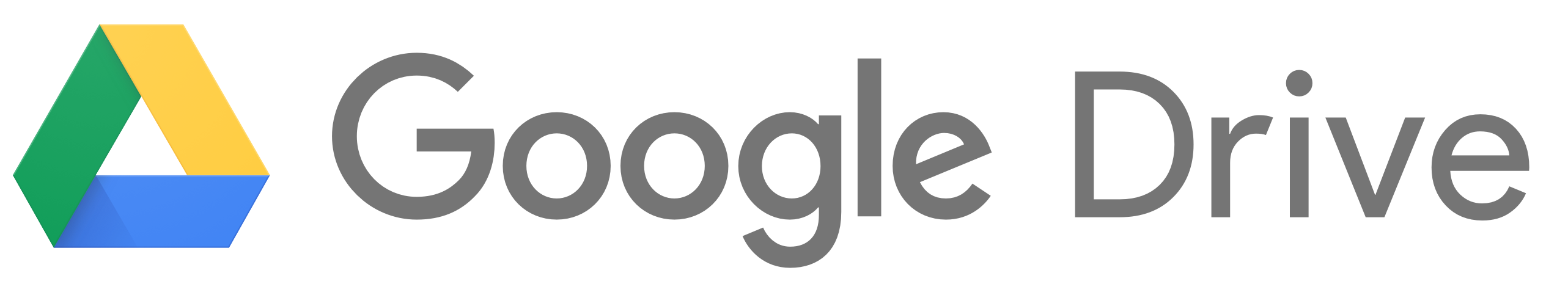 Google Drive Logo and Icon