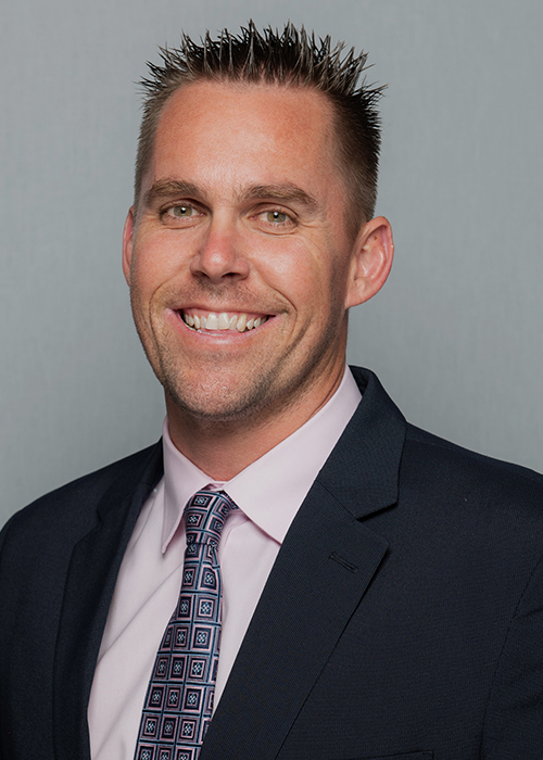 Photo of Eric Hall, Mortgage Loan Originator with Atlantic Trust Mortgage.