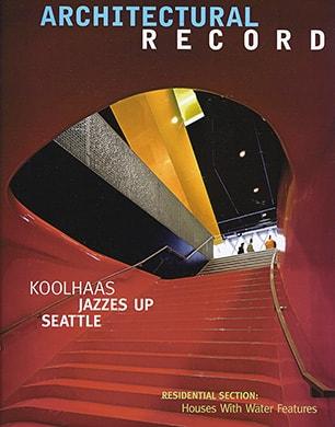 Quezada Architecture in Architectural Record