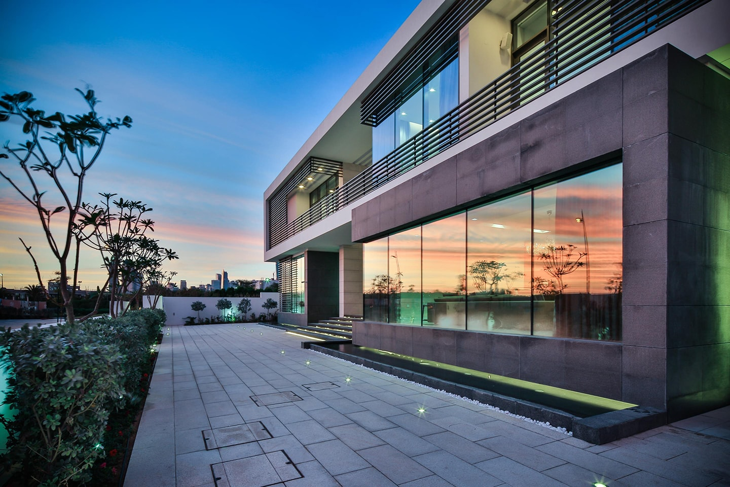 District One Residential Development by Quezada Architecture (Fred Quezada, Cecilia Quezada, Ed Tingley)