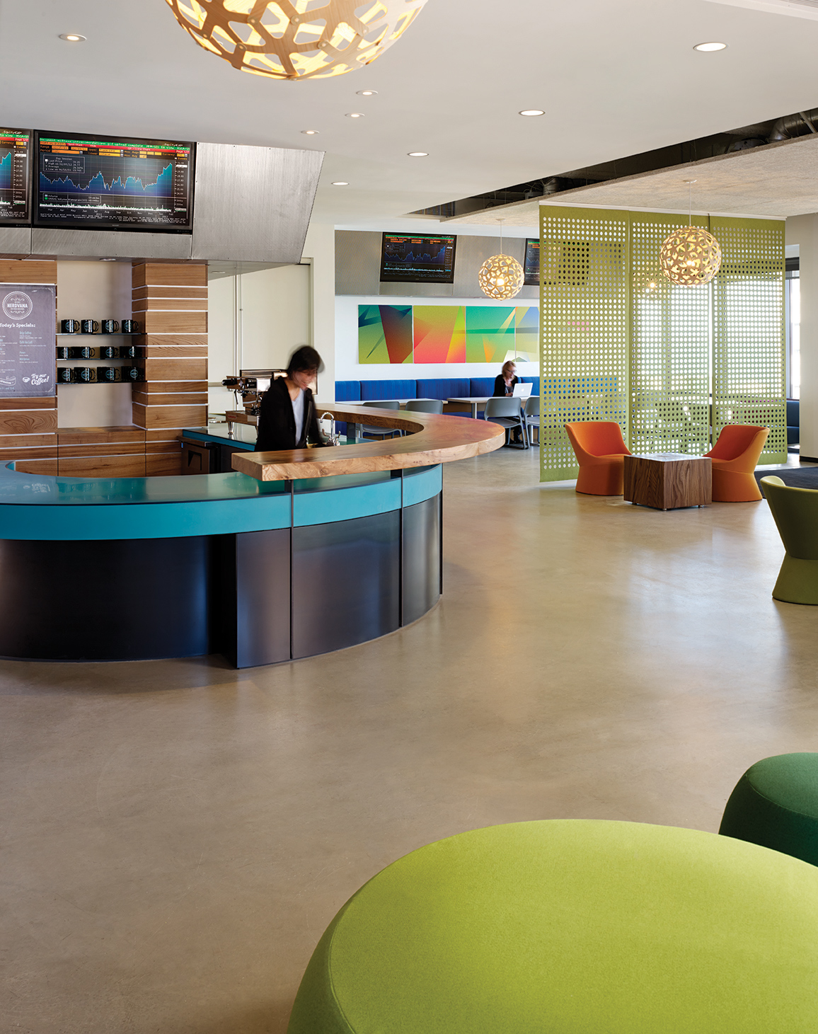 New Relic Headquarters by Quezada Architecture (Fred Quezada, Cecilia Quezada, Ed Tingley)