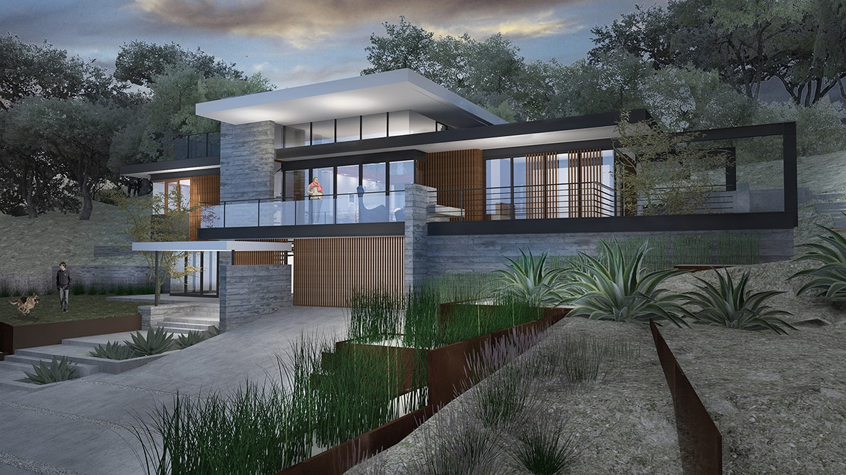 Valley Residence by Quezada Architecture (Fred Quezada, Cecilia Quezada, Ed Tingley)