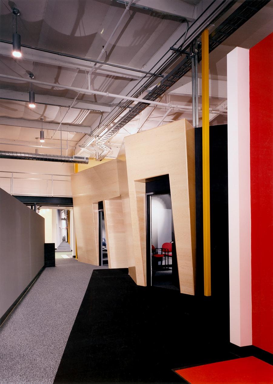 LucasFilm Companies by Quezada Architecture (Fred Quezada, Cecilia Quezada, Ed Tingley)