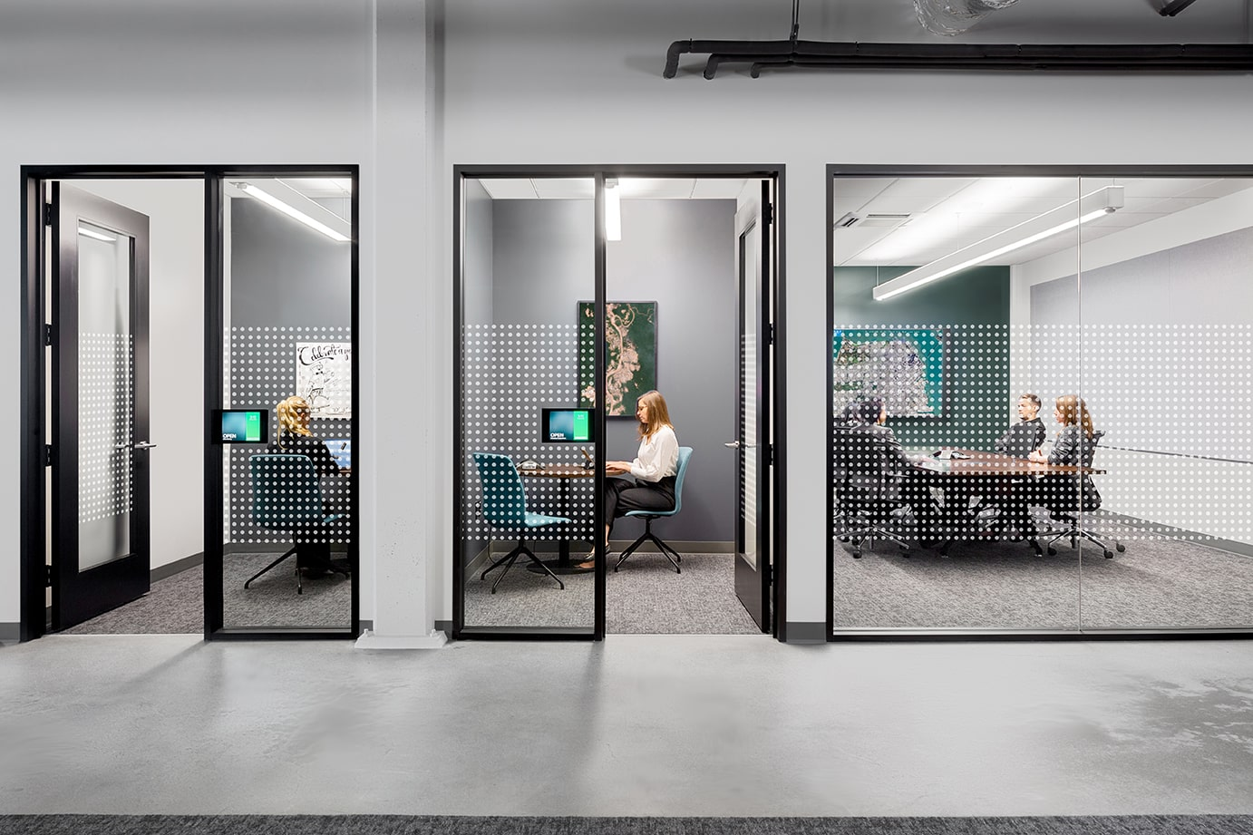 Planet Labs Headquarters by Quezada Architecture (Fred Quezada, Cecilia Quezada, Ed Tingley)