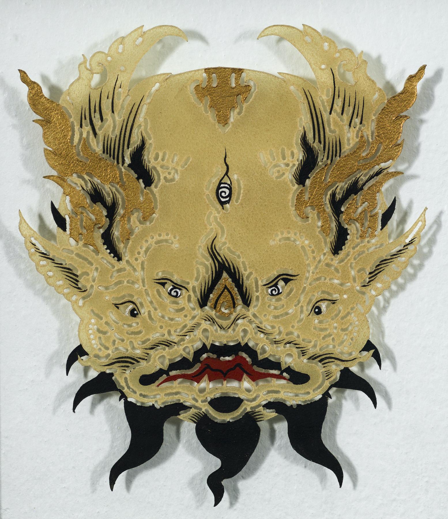 Thai Phraya Demon