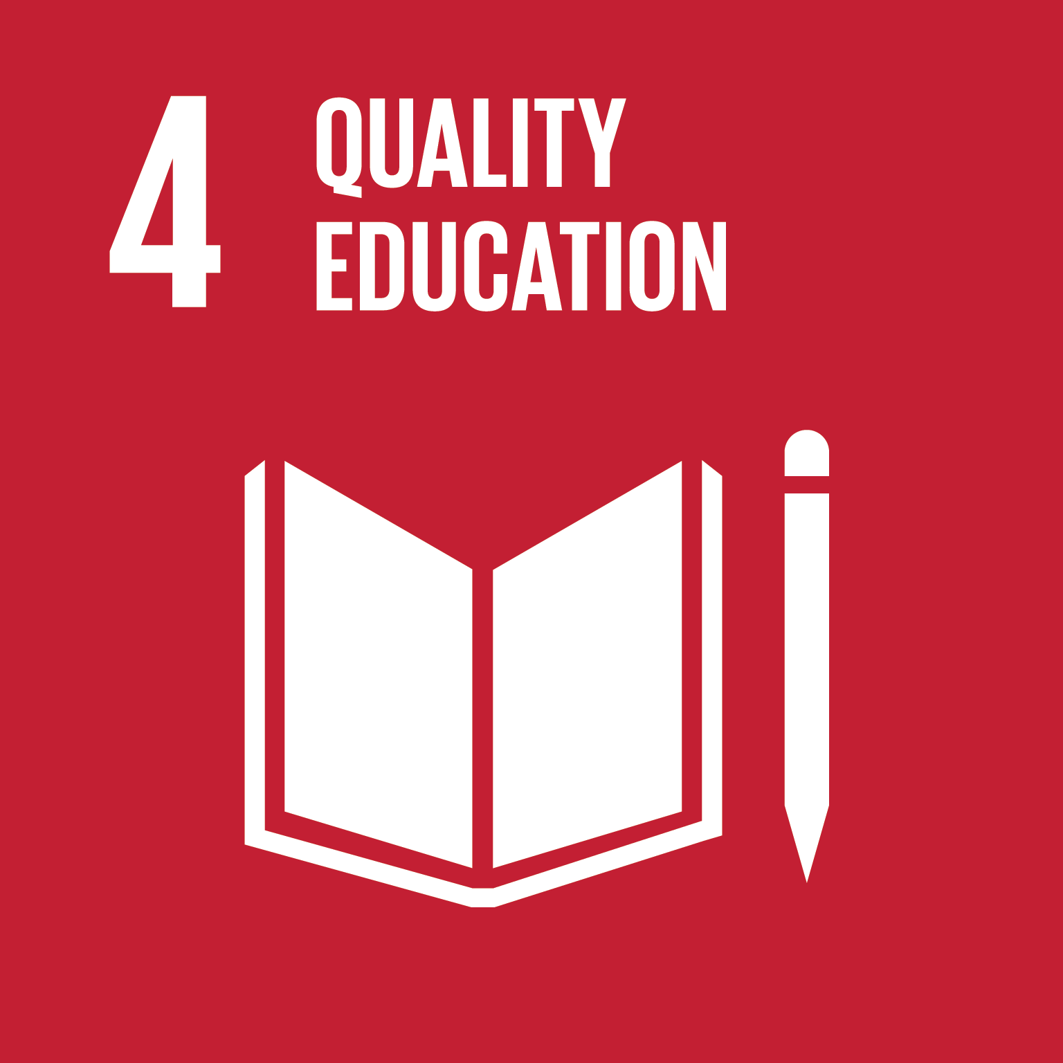 SDG 4 Sustainable Development Goal