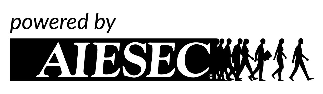 Powered by AIESEC Logo YLD