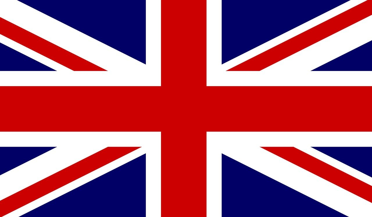 An English flag