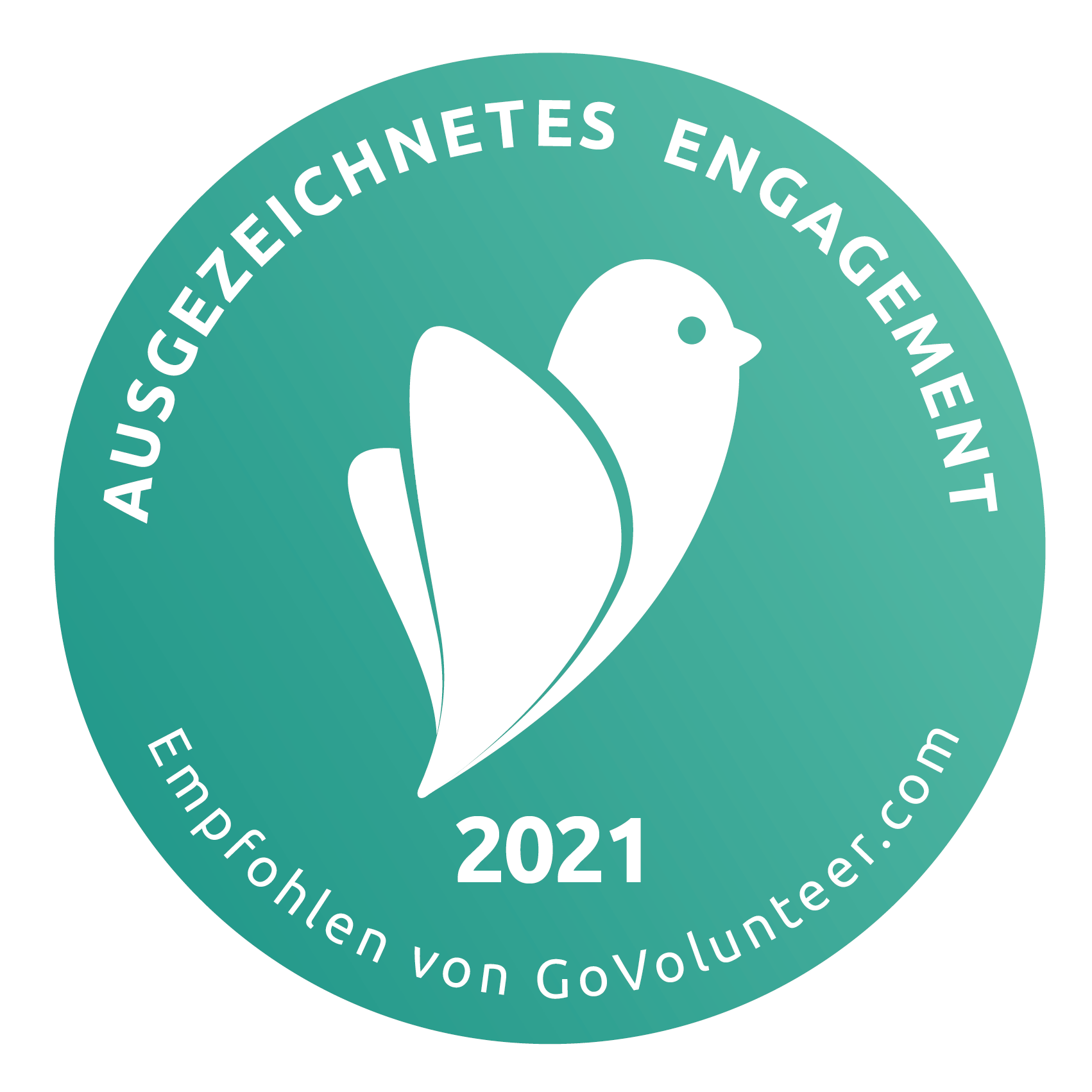 Ausgezeichnetes Engagement AIESEC