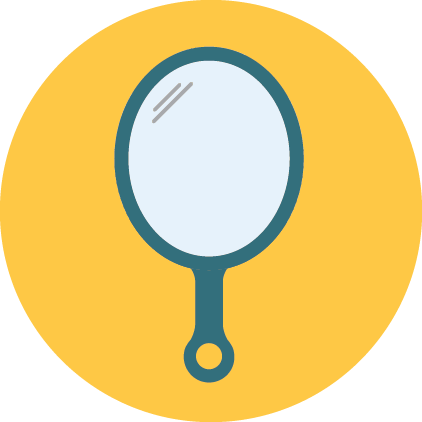 self aware icon