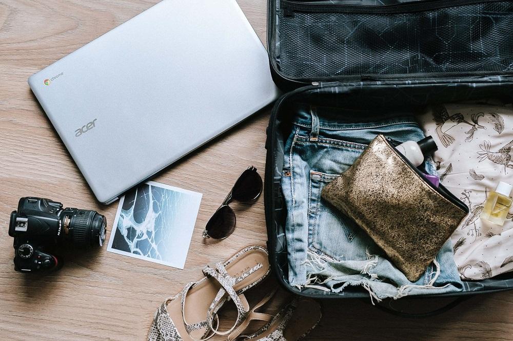 Packe deinen Koffer rechtzeitig