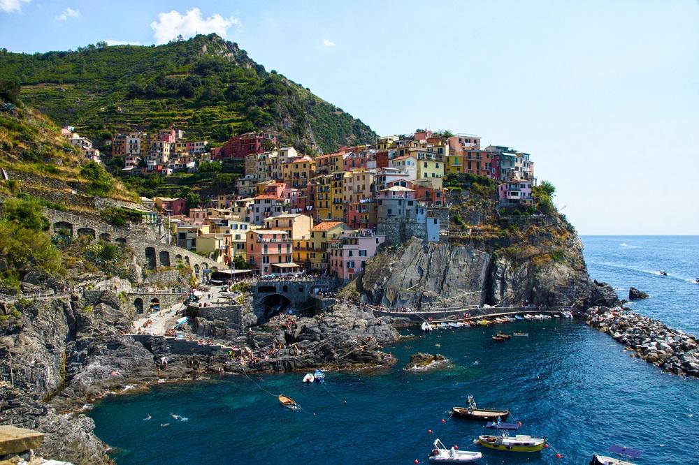 Die wunderschöne Natur Italiens