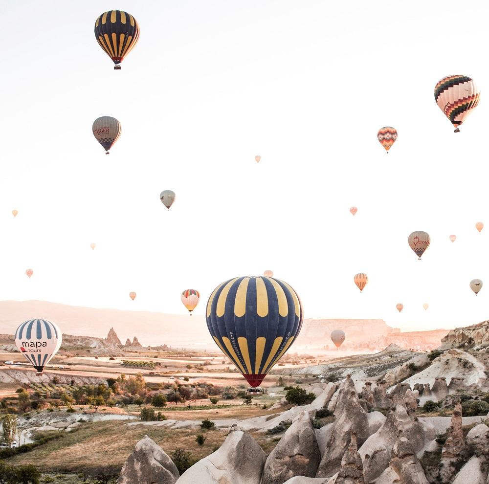In der Türkei gibt es sehr viele schöne Plätze