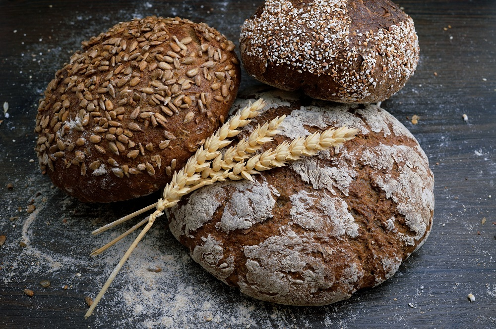 endlich wieder deutsches Brot
