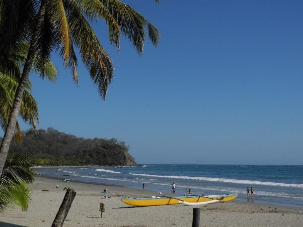 Reiseroute Costa Rica