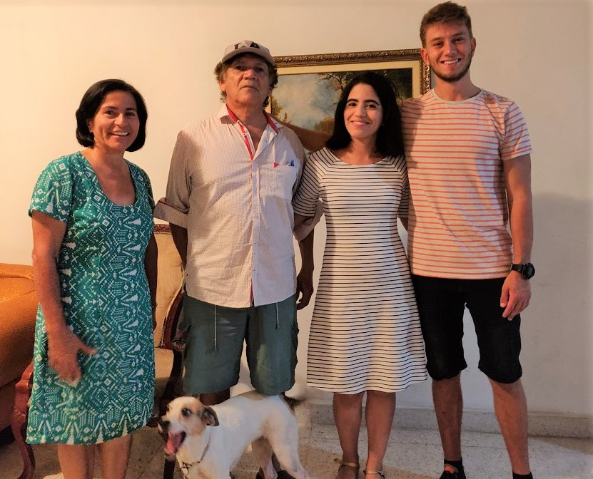 Das Leben in einer Gastfamilie