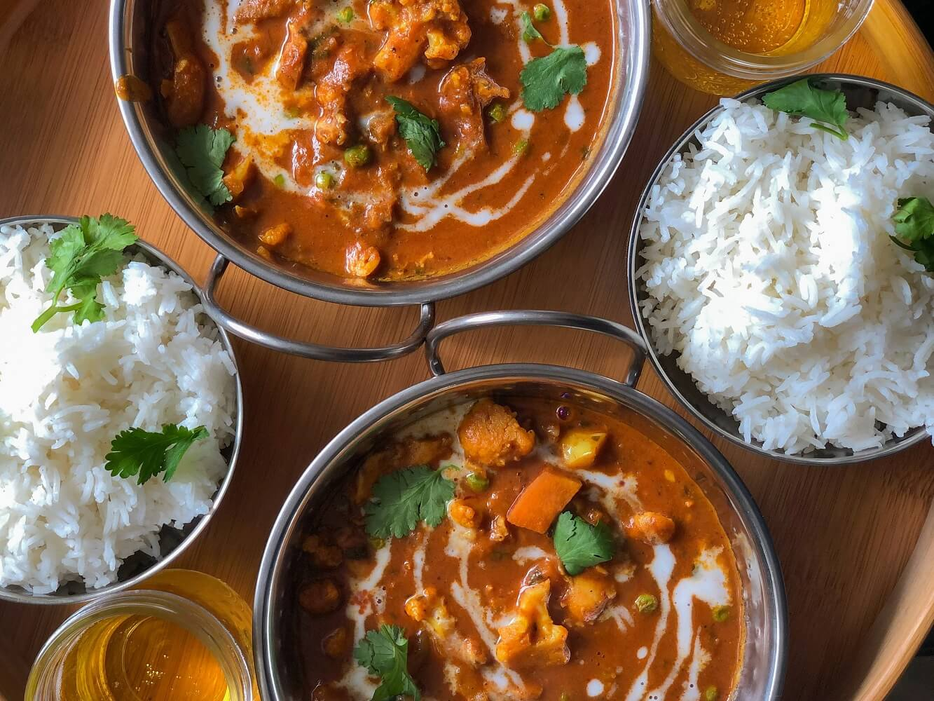 Probiere Curry
