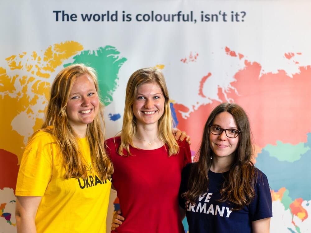 Geh ins Ausland - mit AIESEC