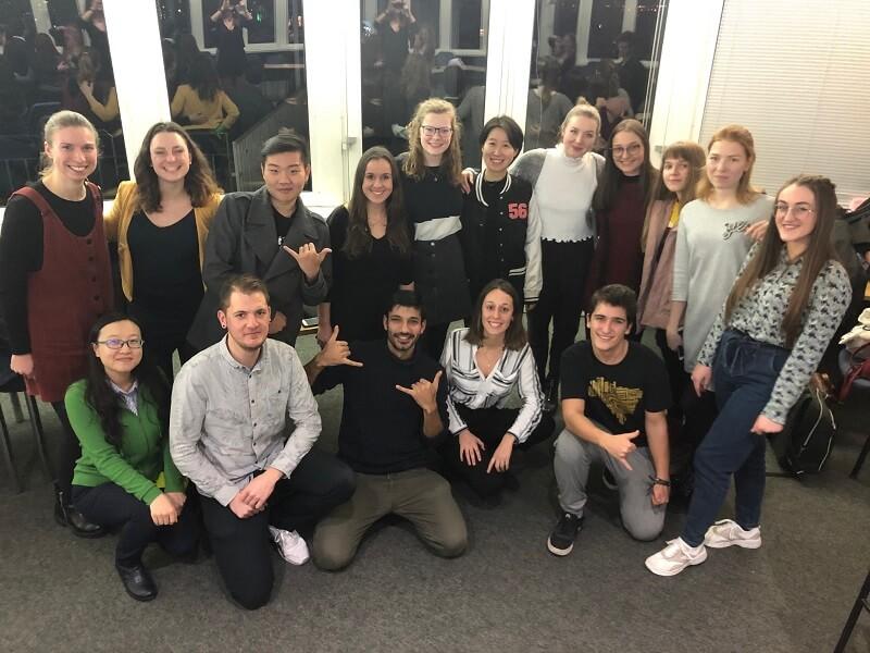 Interkulturalität, Leadership und inspirierende junge Leute - meine persönliche Erfahrung bei AIESEC