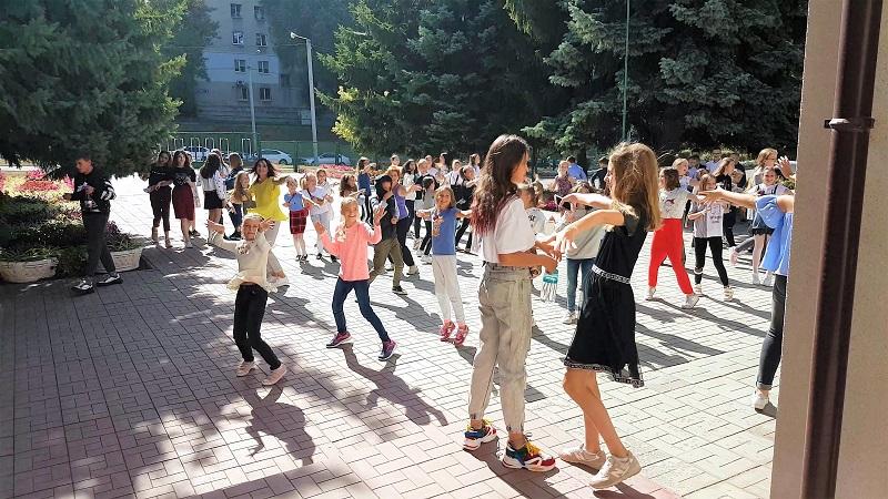 Freiwilligenprojekt in der Ukraine