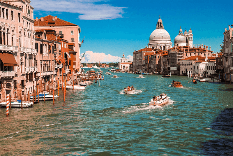 Freiwlligenprojekt in Italien