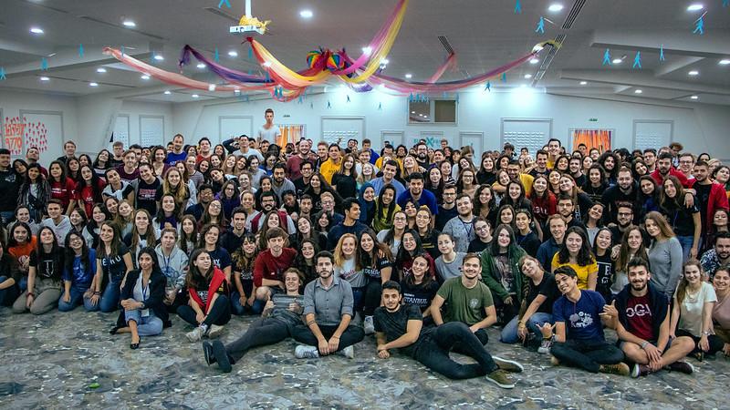 Mitgliedschaft bei AIESEC - so erlebte Samir die Gemeinschaft!
