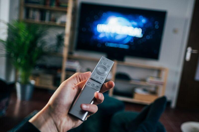 Schaue nicht zu viel TV