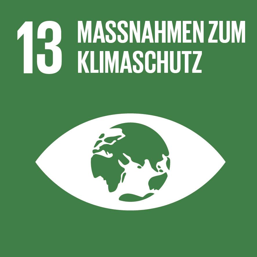Nachhaltigkeitsziel 13