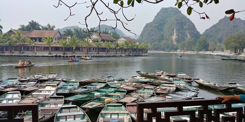 Praktikum in Vietnam