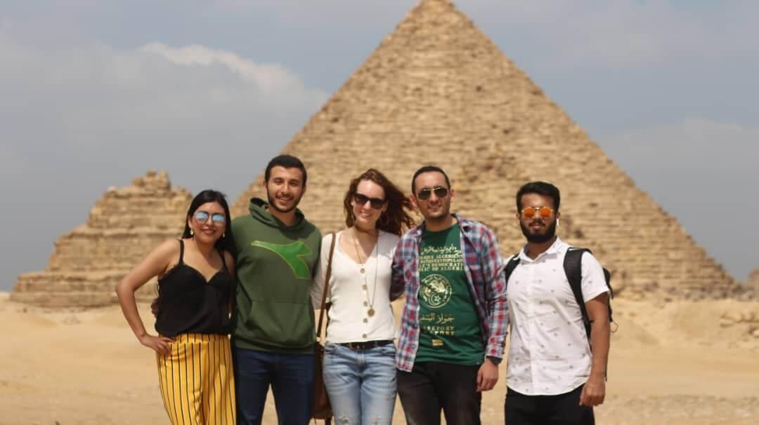 """Auslandspraktikum in Ã""""gypten"""