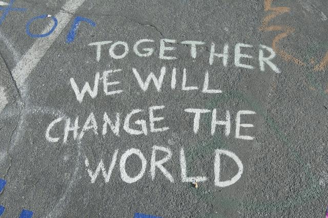 Zusammen können wir viel erreichen