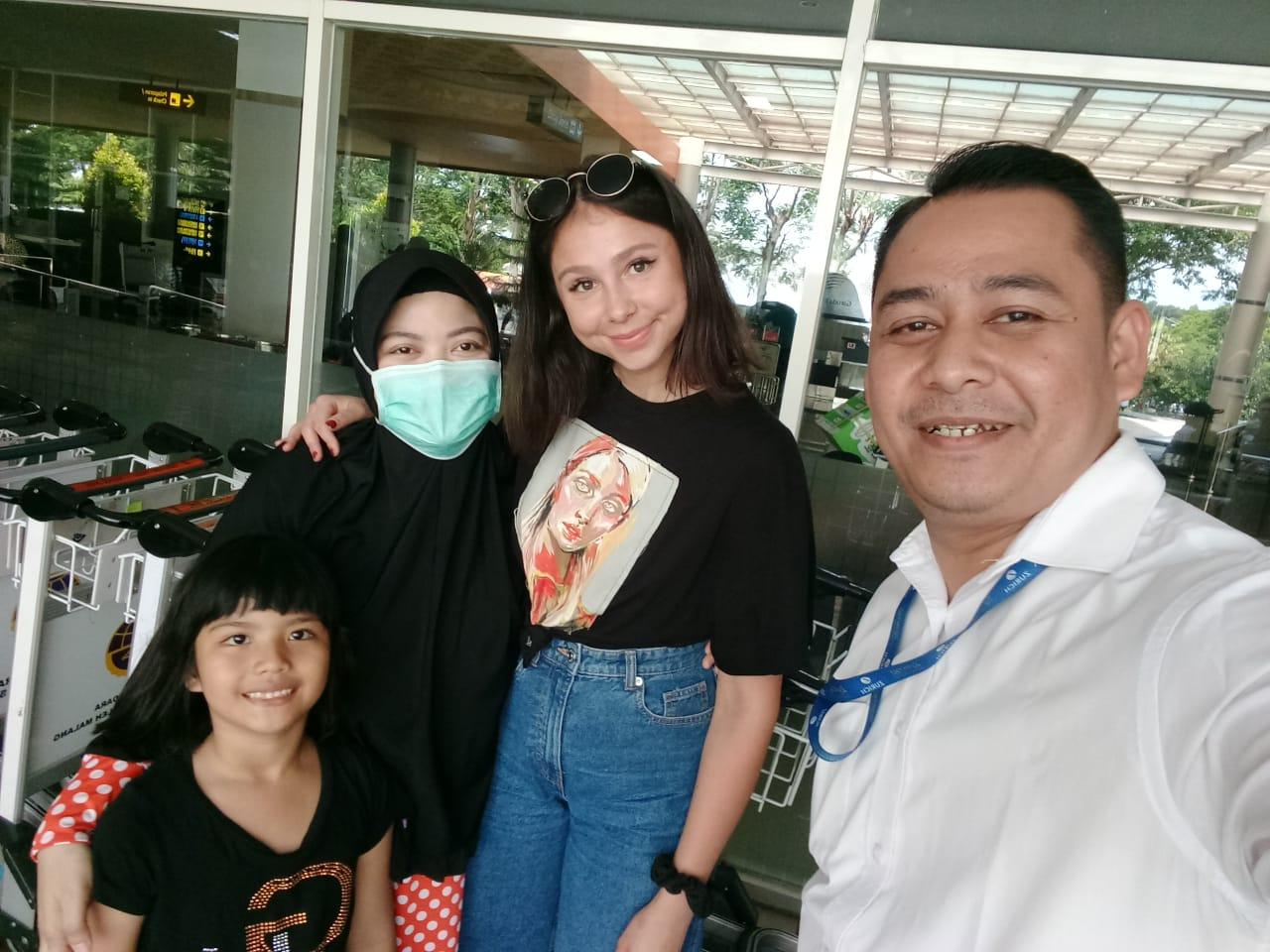 Karinas Gastfamilie