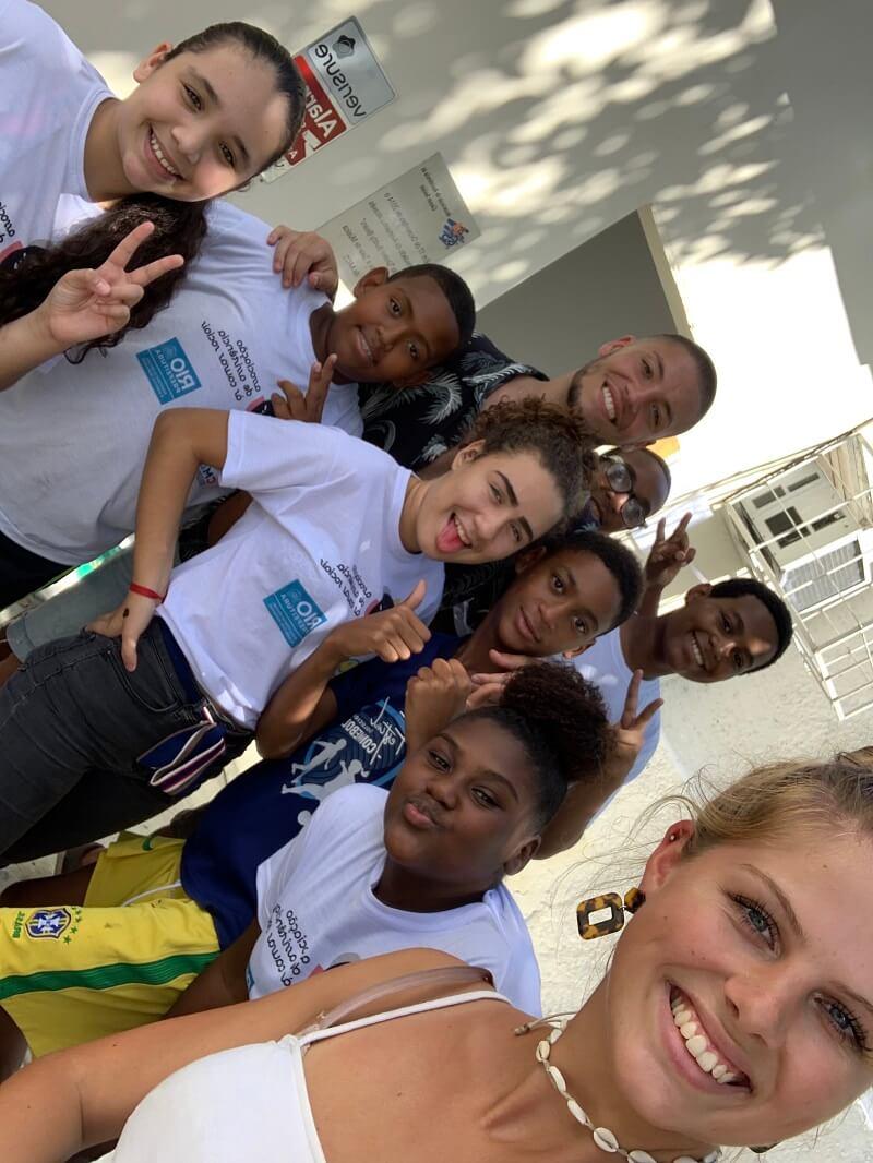 Freiwilligenprojekt in Brasilien