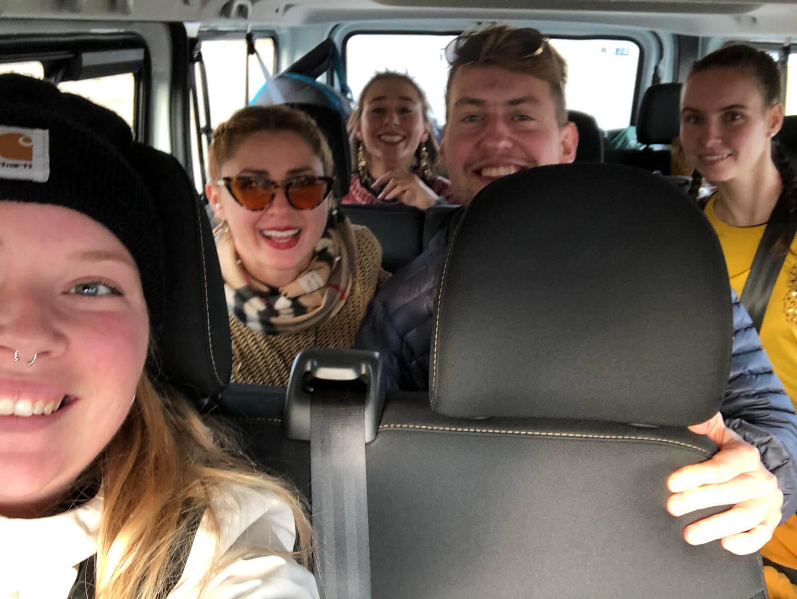 Reise durch Island