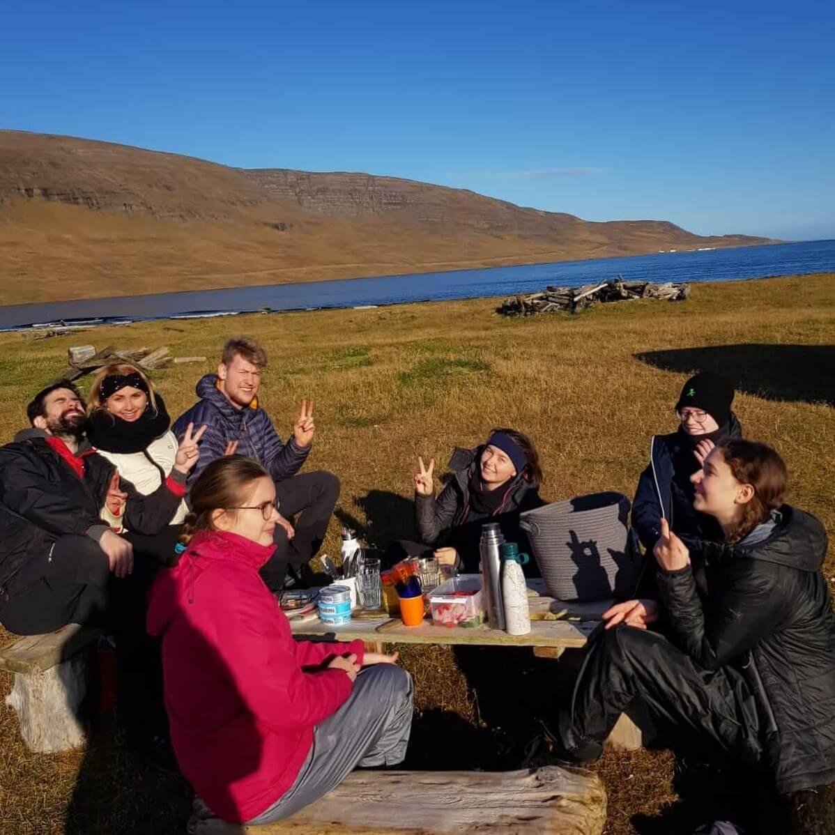 Freiwilligenprojekt in Island