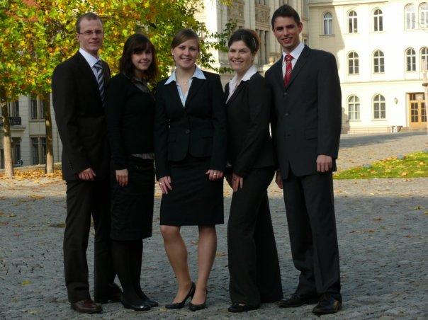Der Vorstand von AIESEC