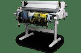 Image of a roll laminator