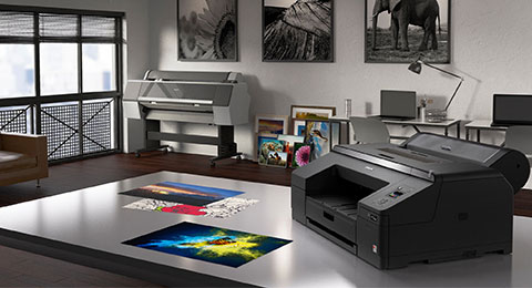 Professional photography printers and supplies