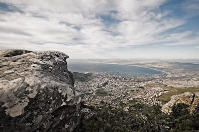 Cape Town Watered Down
