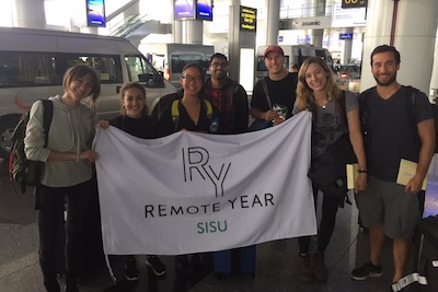 New Program: Welcome Remote Year Sisu!