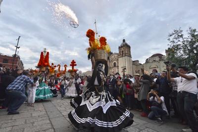 Remote Year Celebrates Día de los Muertos in Oaxaca, Mexico