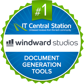 #1 Document Generation Tools