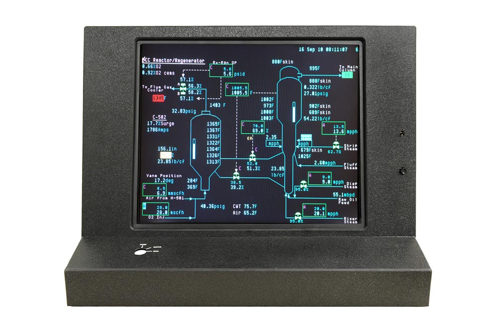FP3000BTS-Flat Panel replacement display for Honeywell Universal Stations