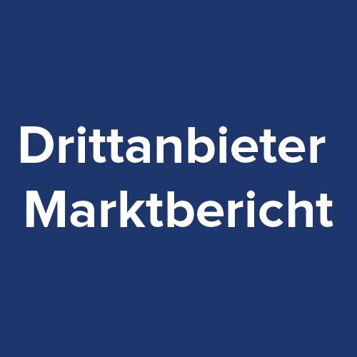 Drittanbieter Marktbericht