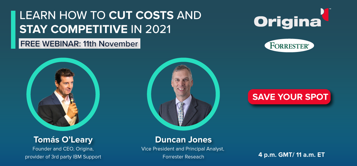 2021 Outlook: Fund Innovation Without Impacting IT Operations