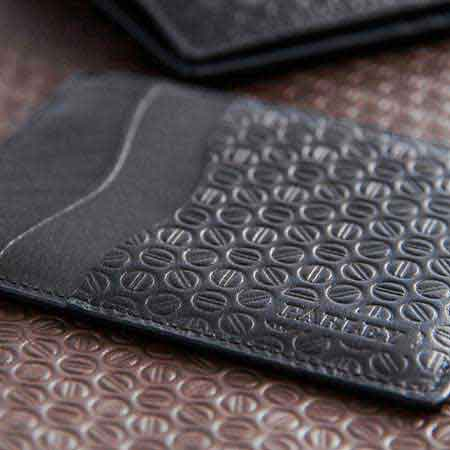 Parley Switzerland leather products